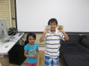 Solar Cells made with File Folder, Sunscreen and Blueberries