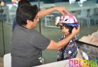 BeWareable: The Gesture Sensing Helmet
