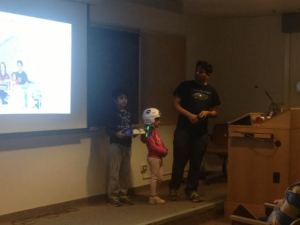 Presentation on Z-Bot at RASC Toronto Meeting.