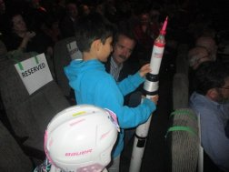With Canadian Astronaut Chris Hadfield