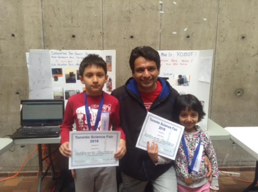 Toronto Science Fair 2016