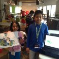 Artash and Arushi SpaceApps