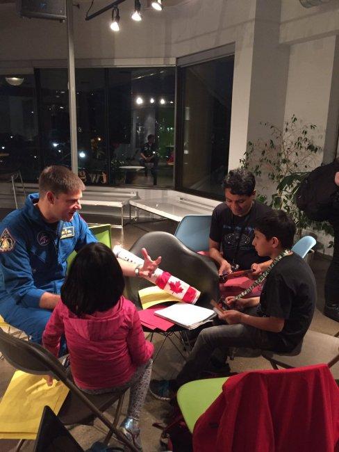 SpaceAppsTeam with Jeremy Hansen
