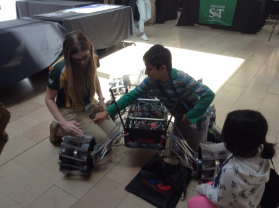 MSU robot