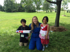 With Canadian Astronaut Dr. Jenny Sidey