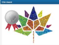 CSA Award