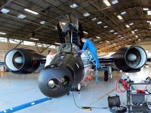WB-57F