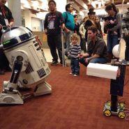 MakerFaire-Robot