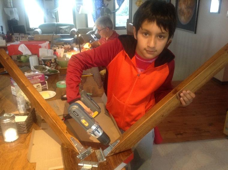 Building Rocket Pad 2