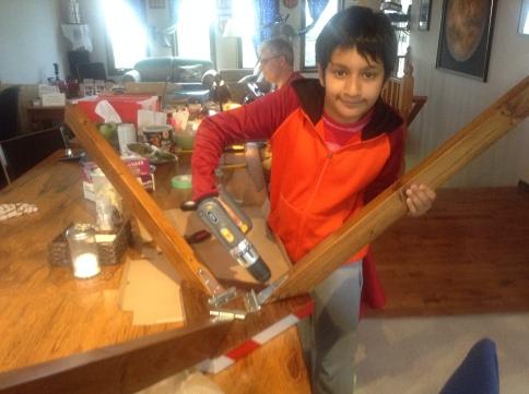 Building Rocket Pad 3