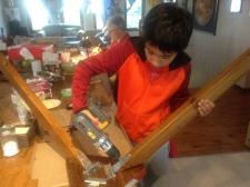 Building Rocket Pad