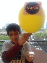 nasa balloon