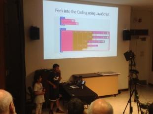 peek into code