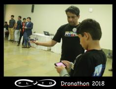 Pluto Drone Hack2