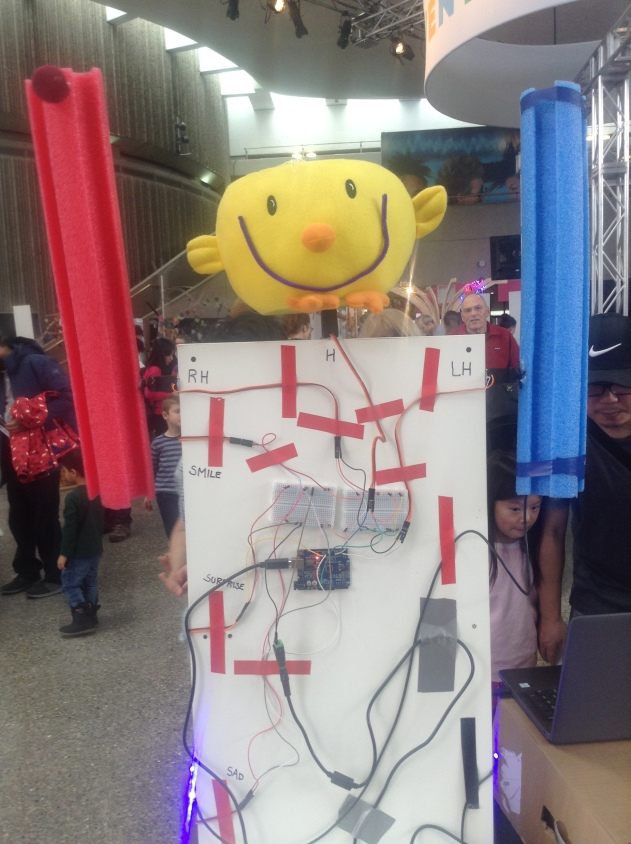 happy bot