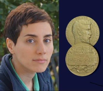 maryam with medal