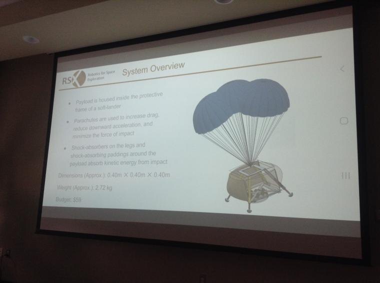 soft lander uoft