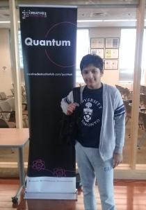quantum cdl