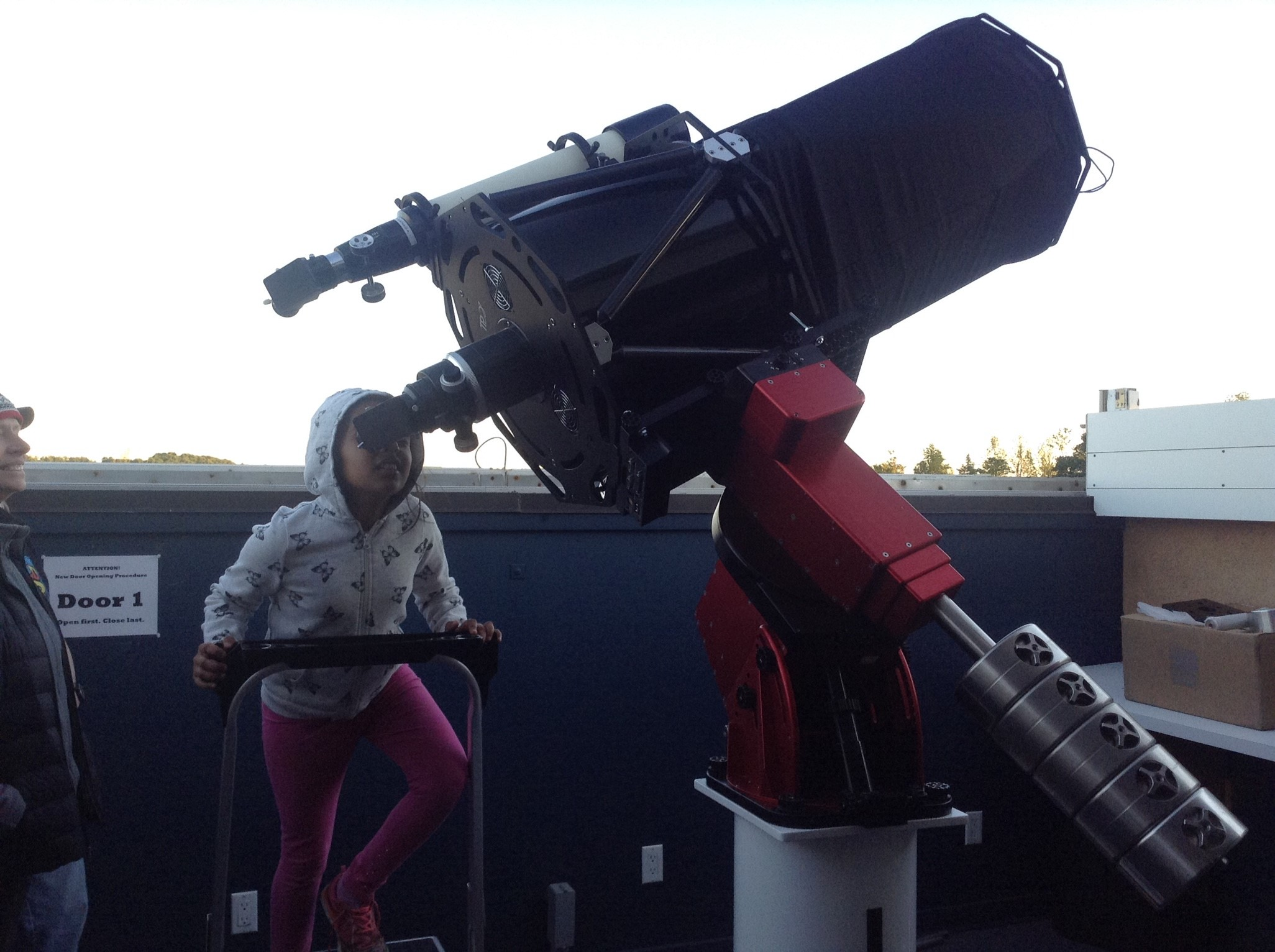 Arushi Telescope